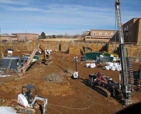 NMED Santa Fe County Judicial Complex Remediation