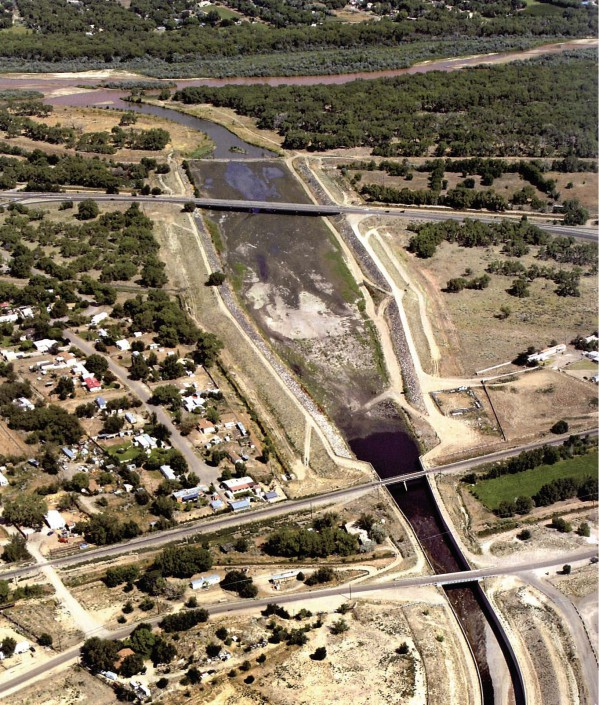 North Diversion Channel Reconnaissance Study