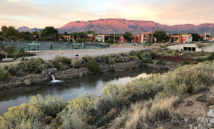 Water Authority Recharge Projects - Albuquerque, New Mexico