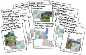 regional water plans