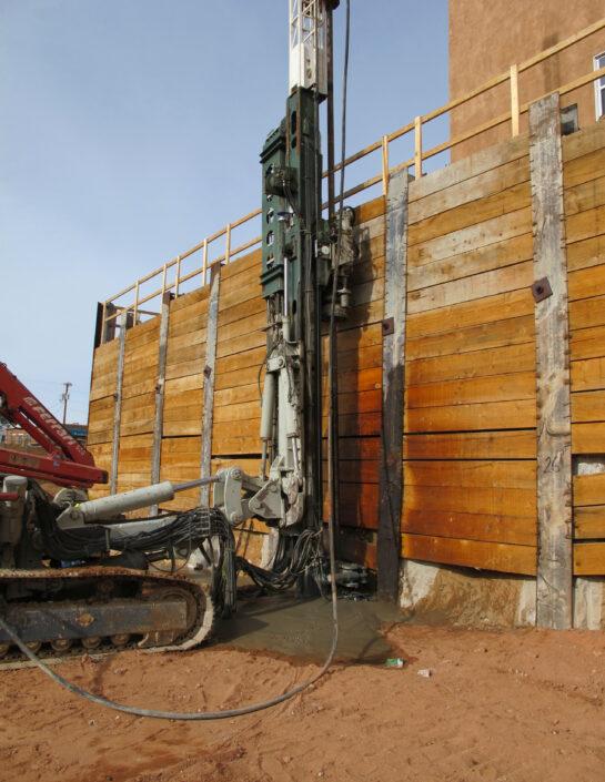 Multi-Phase Hydrocarbon Remediation