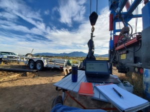 Taos well drilling