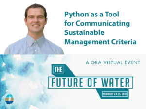 Python as a Tool for Communicating Sustainable Management Criteria